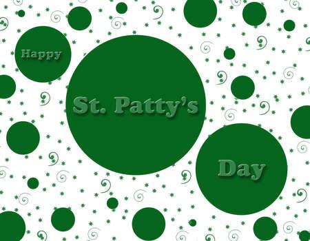 st  patty's: St. Pattys Day Print