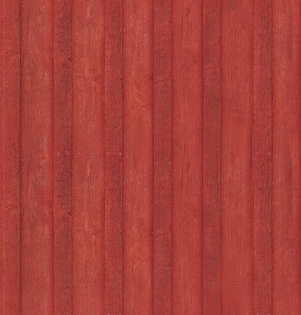 Wooden red wall background, seamless texture. Vintage wood pattern.
