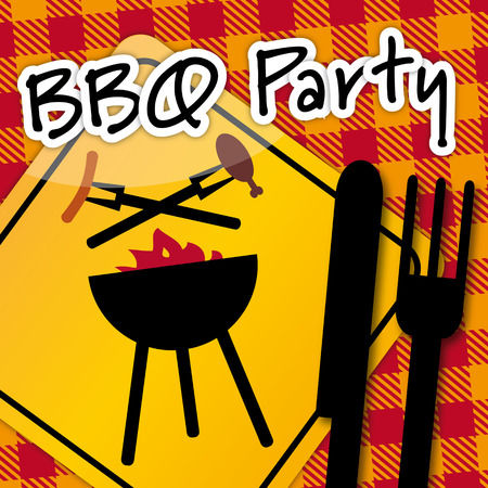 spare ribs: Barbecue s a cooking method and apparatus  Invitation to the BBQ Party