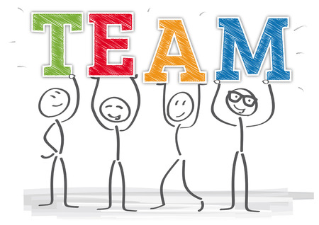 Teamwork is work done by several associates