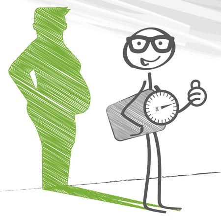 alimentacion balanceada: antes y después de la pérdida de peso