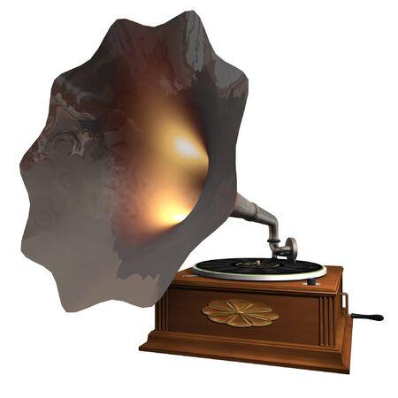gramaphone: Gramaphone Isolated