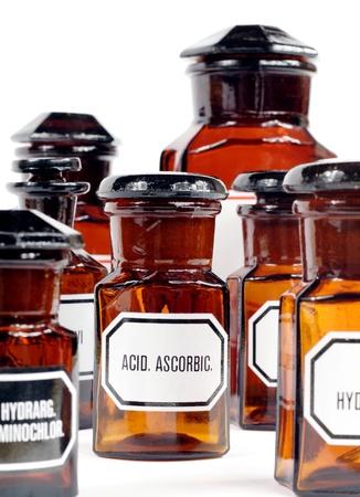ascorbic: vitamin C (ascorbic acid) in old tincture