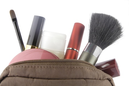 accesory: make-up bag