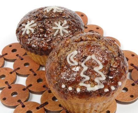 winter muffins photo