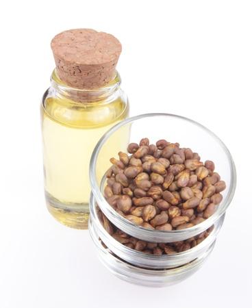 grape seed oil photo