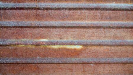 rust metal: Zinc textured background Stock Photo