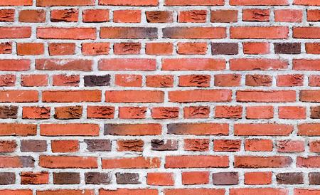 A seamless brick wall texture