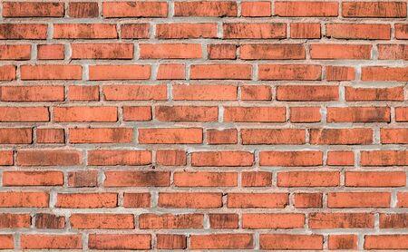 Seamless brick wall texture 写真素材
