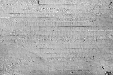 Closeup of a light gray concrete wall Imagens