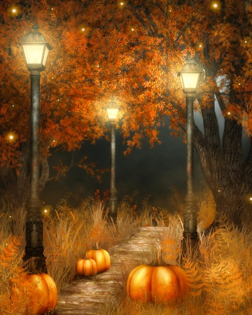 halloween bats: halloween card Stock Photo