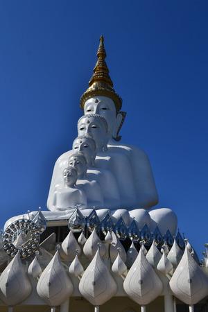 majesty: Buddha 5 His Majesty , in the Phetchabun , Stock Photo