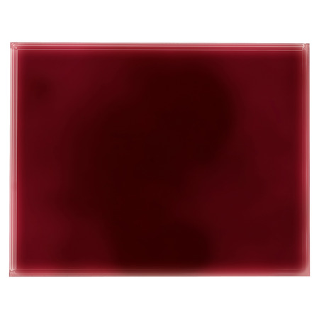 Pool of blood (or wine) that formed the shape of Wyoming. (series) Stock Photo