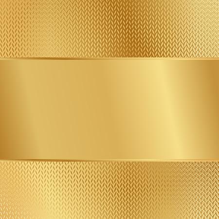 Zusammenfassung goldenem Hintergrund Standard-Bild - 43652834