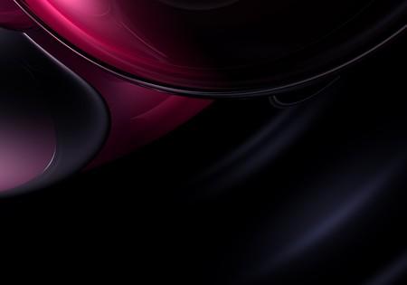 fractal design element or art background: Abstract 3D Background Design