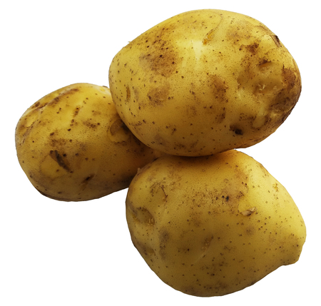 Potato with full of Carbohydrate and Starch