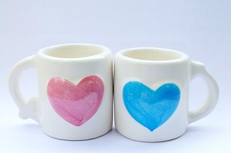 hardened: Porcelain cup