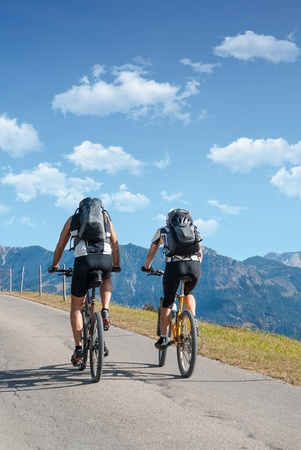 bycicle: Bicycle tourism