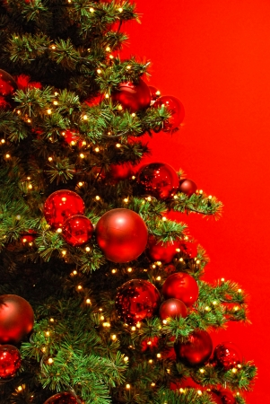 gratified: Christmas and all things related to it. Stock Photo