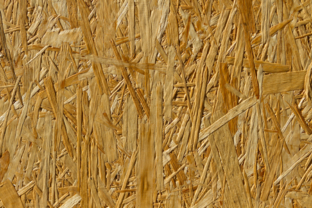 textural: Pure large textural surface of a plate plywood of OSB