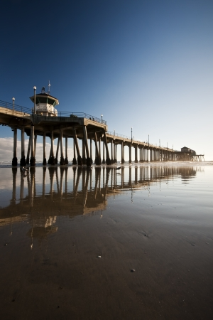 Huntington Beach Pier photo