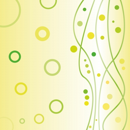 emitter: Background - green and futuristic. Abstrsct texture with lines and circles.