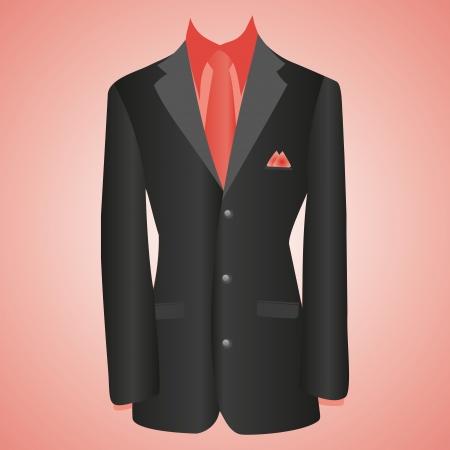 button down shirt: office dress, black jacket, shirt, tie, suit