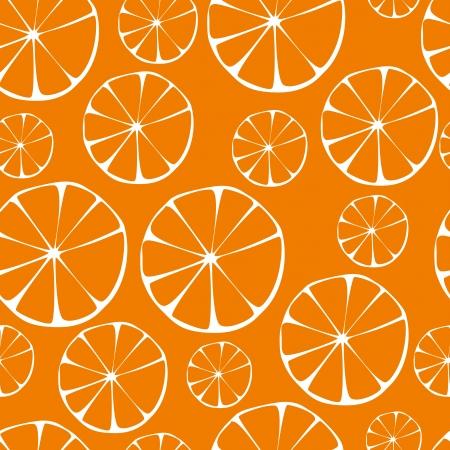 orange pattern, seamless background