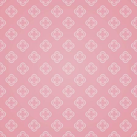 seamless pattern, geometric deaign, pink illustration