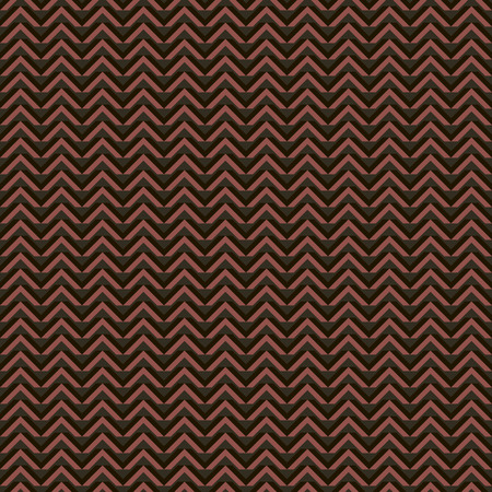seamless pattern, dark background with red elements, geometric design, vector illustration Vettoriali