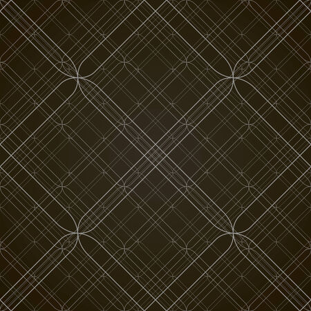 computer art: Vector seamless pattern. Modern, geometric, stylish texture in black and white.