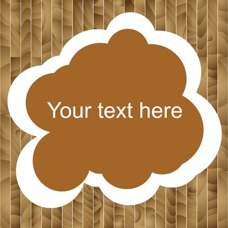 tables wooden brown with place for text,sawmill, vector