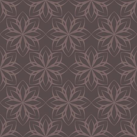 lila: seamless pattern,geometric deaign, dark lila vector illustration