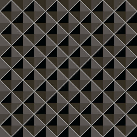 seamless pattern, background with black elements, geometric design, vector illustration