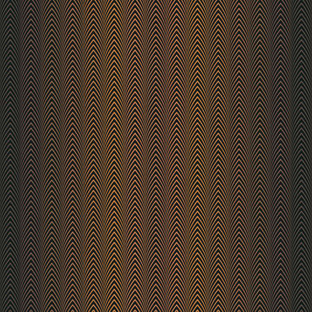 abstract seamless pattern with black and brawn elements Illustration