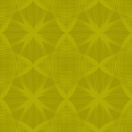 vector background,  seamless pattern with dark green, geometric design, vector illustration