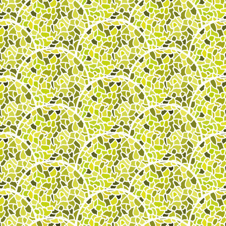 vector background with green-yellow elements, geometric design, vector illustration 版權商用圖片 - 27418639