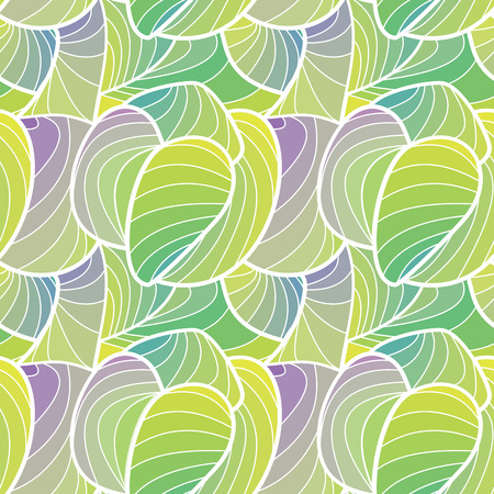 seamless pattern with violet, yellow, blue, green strips elements, geometric design