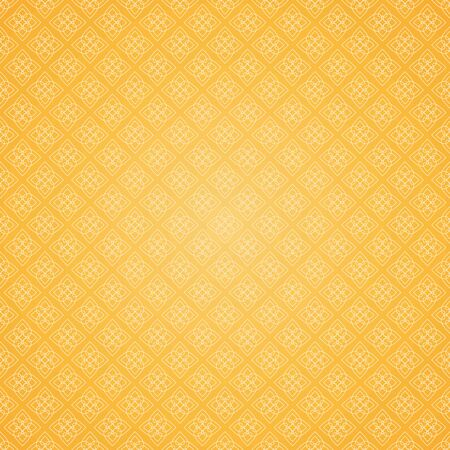 vector background, seamless pattern with yellow and white elements, geometric design, vector illustration