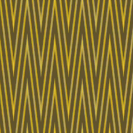 vector background, seamless pattern with yellow and brown elements, geometric design, vector illustration Vectores