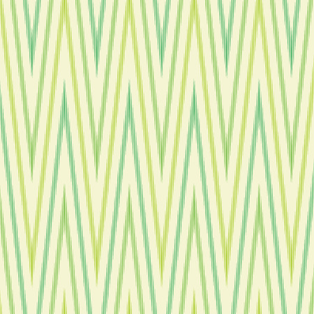 vector background, seamless pattern with light green and yellow elements, geometric design, vector illustration Ilustração