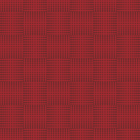 vector background, seamless pattern with dark red elements, geometric design, vector illustration