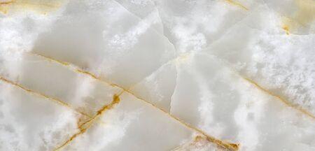 white tile natural marble glossy stone Foto de archivo