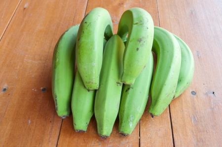 Raw banana comb