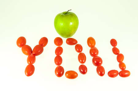 Tomato is you