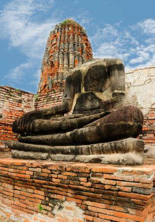 Buddha head no