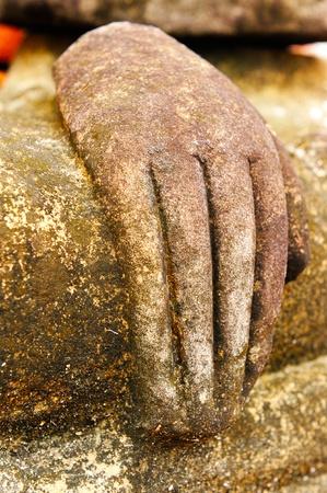 Hand of Buddha Stock Photo - 19562377