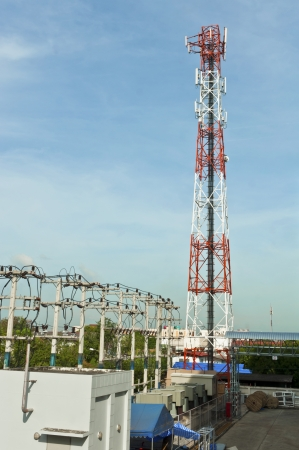 Communications Tower photo