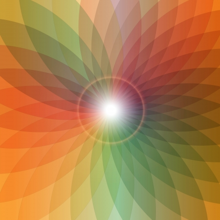 psychedelic backgrounds Vector
