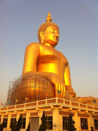reconstruct: Big buddha